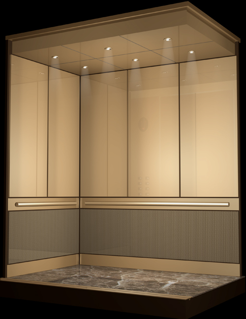 Elevator Interior Design | Cab Interior Modernizations