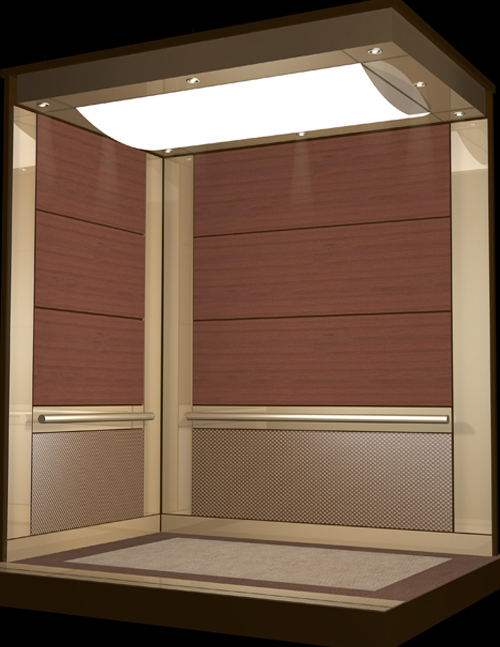 Nice CIM   200 Elevator Cab Interior Mod Specifications