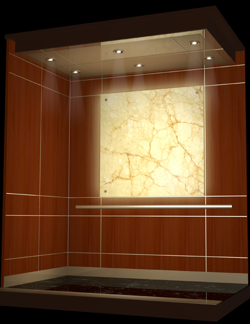 Elevator interior design custom elevator cabs for Elevator designs