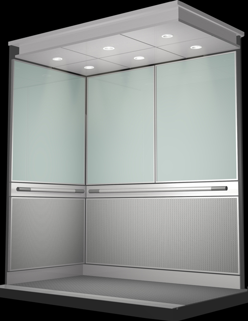 Attractive Elevator Interior Design | Custom Elevator Cabs