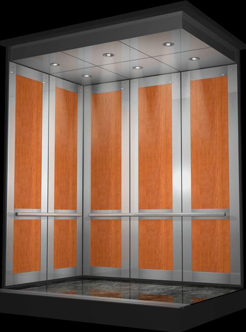 Elevator Interior Design | Slim-Lite Cab Liner
