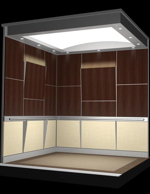 Elevator Interior Design Lynn Ma